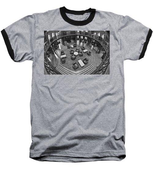 Escher's Study Baseball T-Shirt