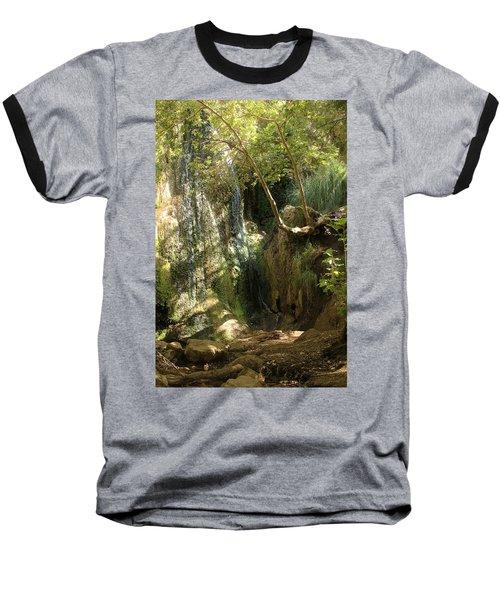 Escondido Falls In May Baseball T-Shirt