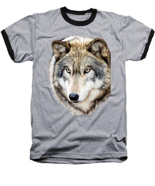 Essence Of Wolf Baseball T-Shirt