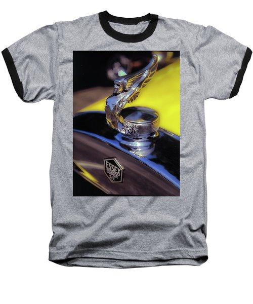 Essex Super 6 Hood Ornament Baseball T-Shirt