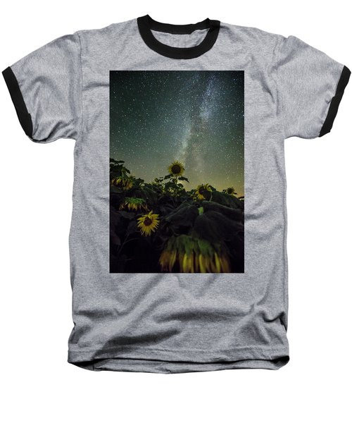 Baseball T-Shirt featuring the photograph Estelline by Aaron J Groen
