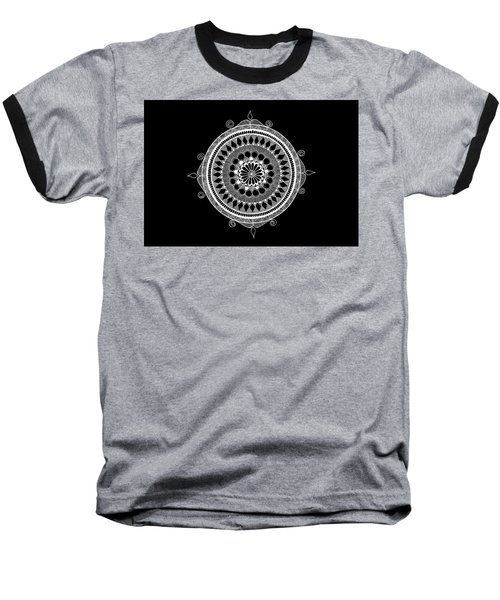 Estrella Mandala Baseball T-Shirt
