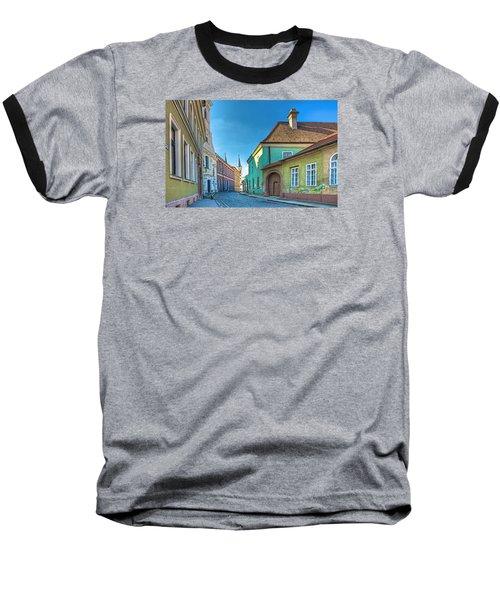 Esztergom Pastels Baseball T-Shirt