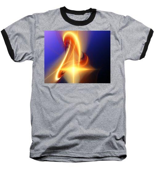 Eternal Flame Baseball T-Shirt