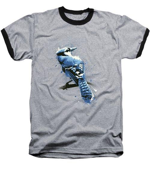 Eternal Gaze Baseball T-Shirt by Dre Jay