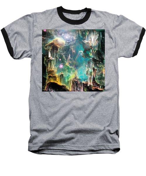 Eternal Kingdom Baseball T-Shirt