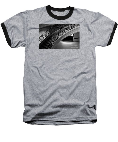 Eternal Staircase Baseball T-Shirt