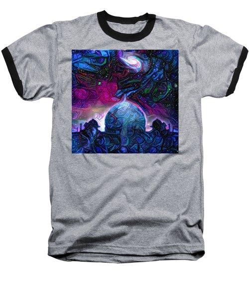 Eternal Temple Baseball T-Shirt