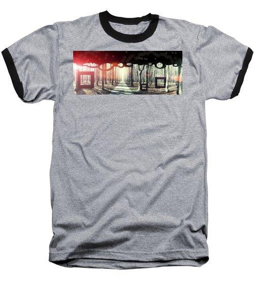 Eternity, Conceptual Background Baseball T-Shirt