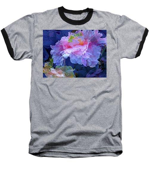 Ethereal 10 Baseball T-Shirt by Lynda Lehmann