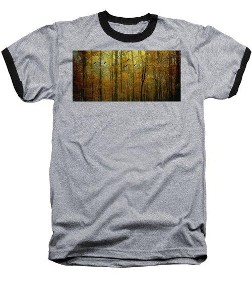 Ethereal Autumn Baseball T-Shirt