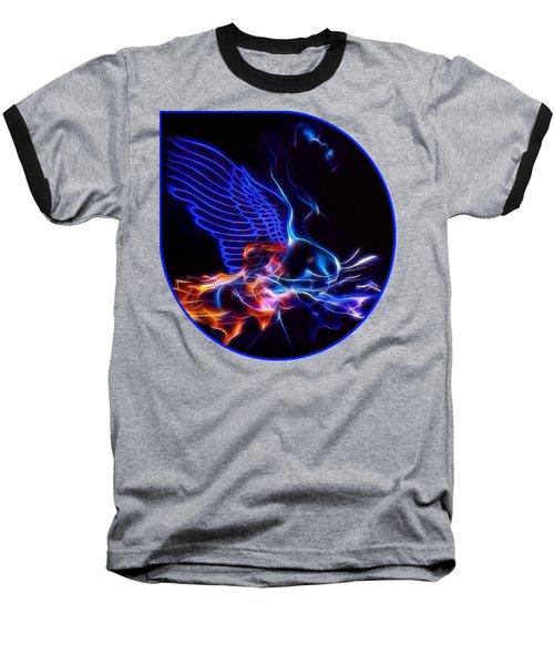 Ethnic Wing Of Fire T-shirt Baseball T-Shirt