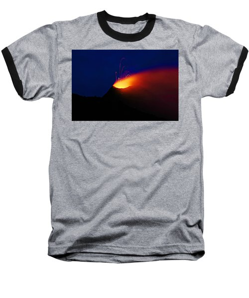 Etna Baseball T-Shirt