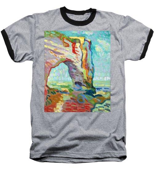 Etretat  Baseball T-Shirt