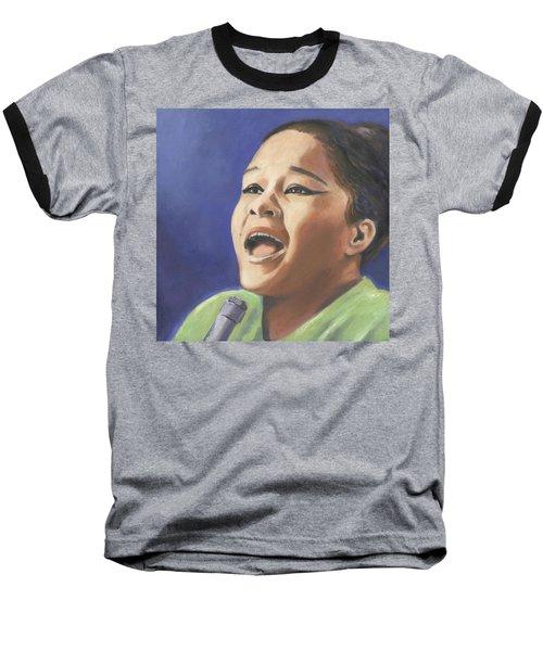 Etta James Baseball T-Shirt