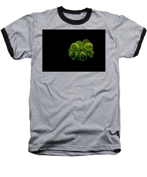 Euphorbia Baseball T-Shirt