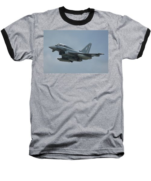 Eurofighter Ef2000 Baseball T-Shirt by Tim Beach