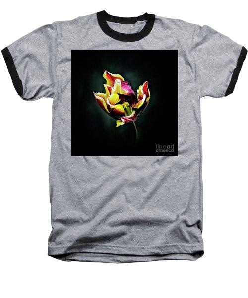 Evanescent Baseball T-Shirt by Agnieszka Mlicka