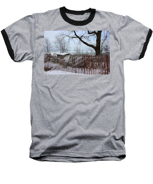 Evanston Winter Baseball T-Shirt