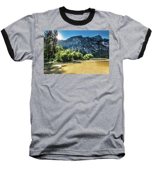 Eve Approaches- Baseball T-Shirt