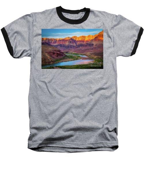 Evening At Cardenas Baseball T-Shirt