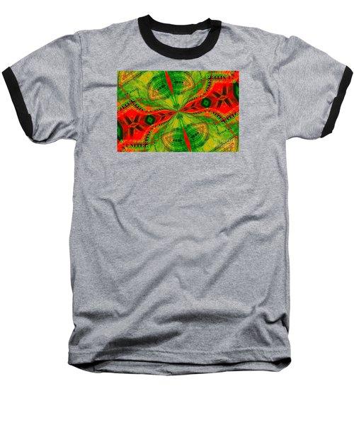 Evening Attitude Baseball T-Shirt