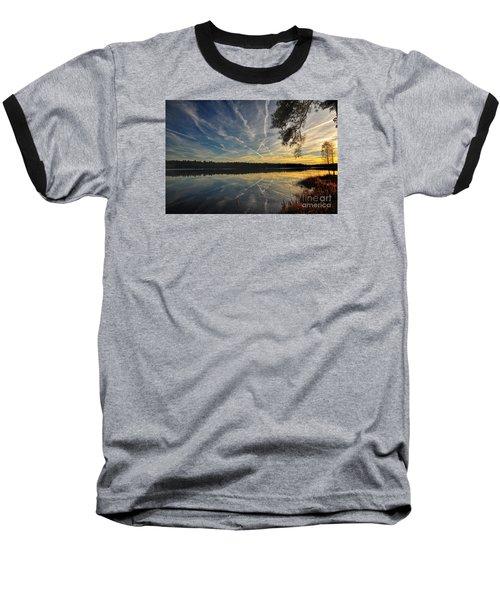 Evening Calm Baseball T-Shirt