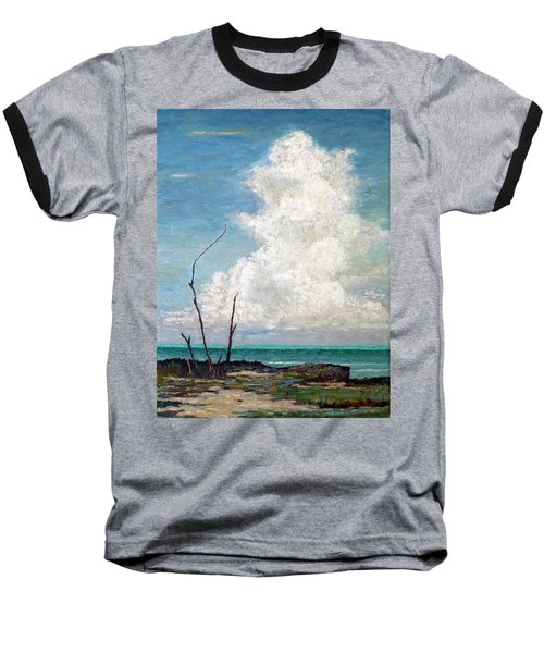 Evening Cloud Baseball T-Shirt
