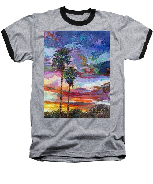 Evening Glow Baseball T-Shirt