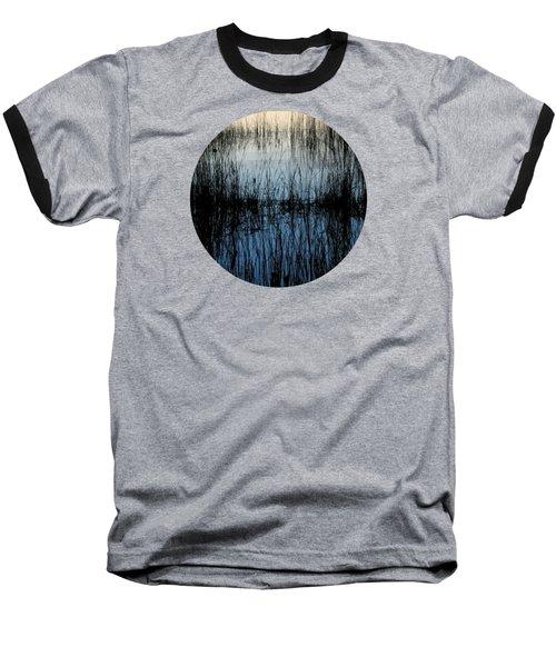 Evening Glow Baseball T-Shirt by Mary Wolf