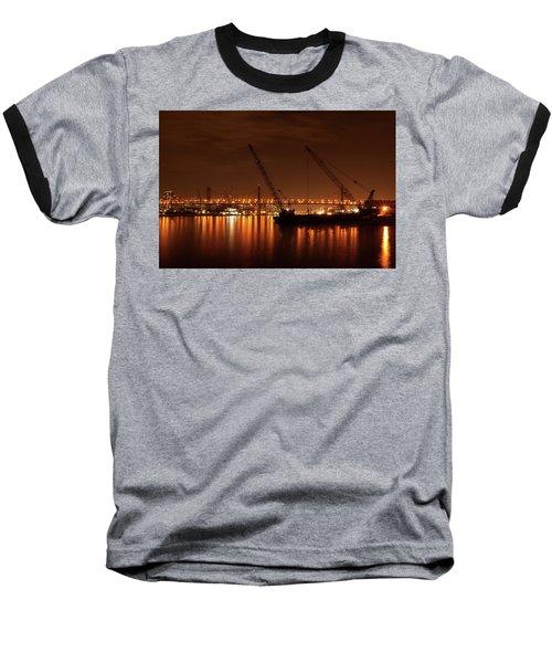 Evening Illumination Baseball T-Shirt