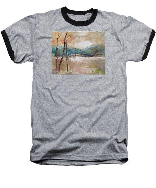 Evening In Fall Baseball T-Shirt
