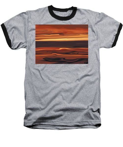 Evening In Ottawa Valley 1 Baseball T-Shirt