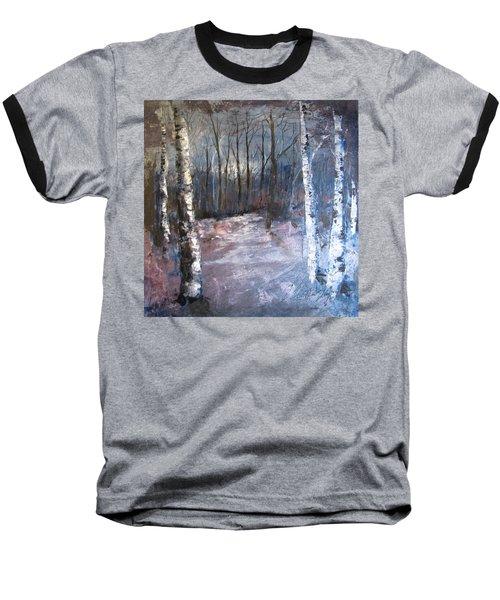 Evening Medow Baseball T-Shirt