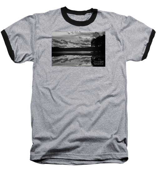 Evening Mist Baseball T-Shirt