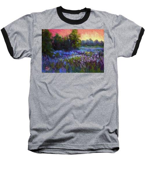 Evening Serenade Baseball T-Shirt