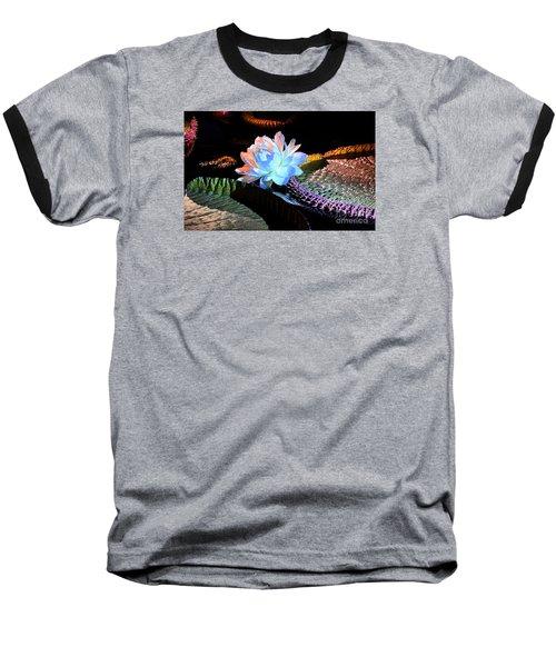 Evening Splendor Baseball T-Shirt by Cindy Manero