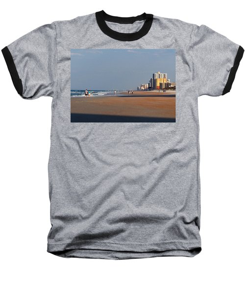 Evening Stroll Baseball T-Shirt