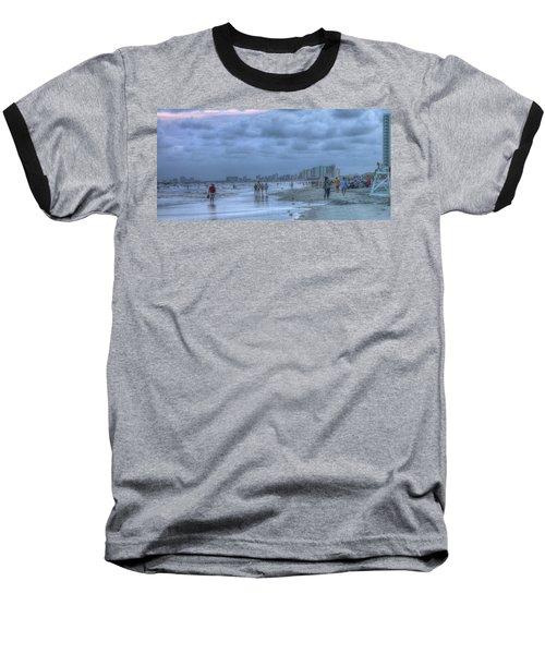 Evening Stroll Baseball T-Shirt
