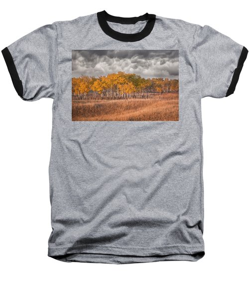 Evening Sun Baseball T-Shirt