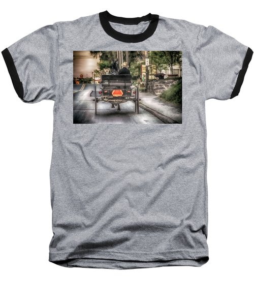 Evening Traveler Baseball T-Shirt