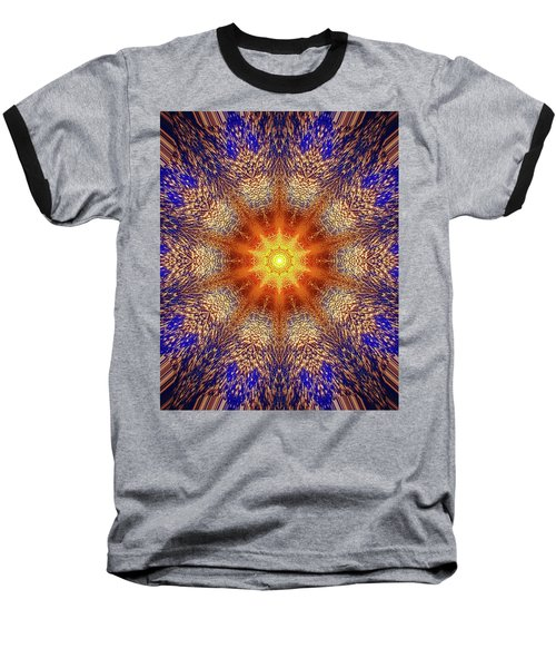 Event Horizon 003 Baseball T-Shirt by Phil Koch