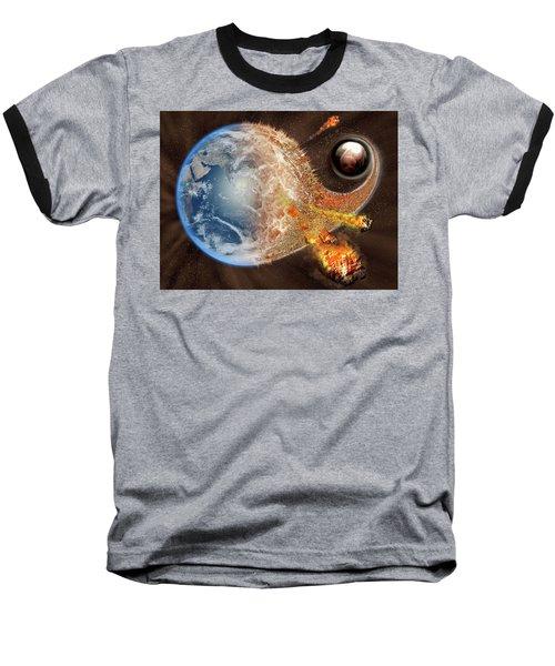 Event Horizon Baseball T-Shirt