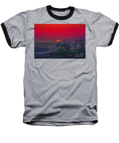 Eventide Baseball T-Shirt by Billie-Jo Miller