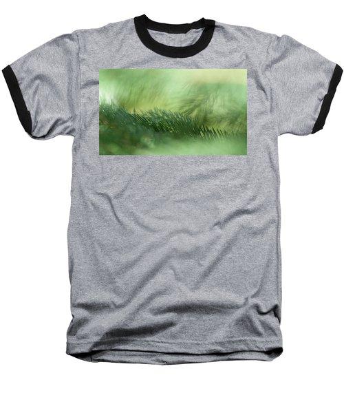 Evergreen Mist Baseball T-Shirt