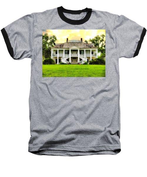 Evergreen Plantation Baseball T-Shirt