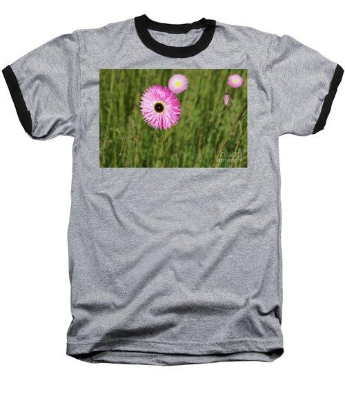 Everlasting  Baseball T-Shirt by Cassandra Buckley