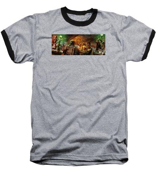 Everquest Brew Day Baseball T-Shirt