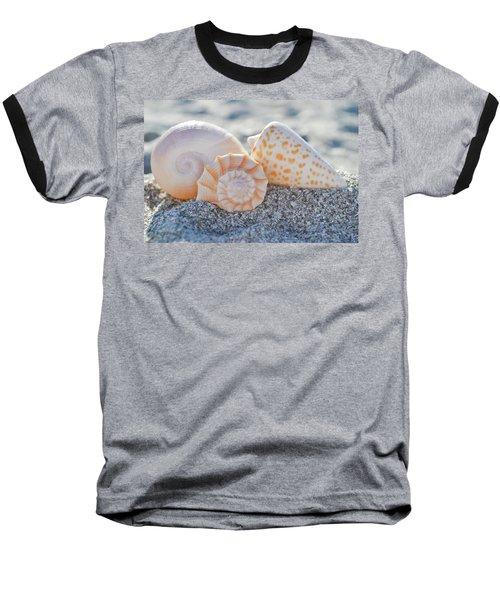Every Shell Has A Story Baseball T-Shirt
