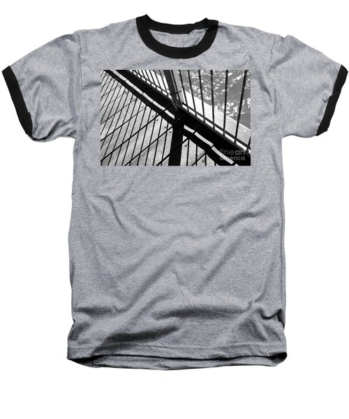 Baseball T-Shirt featuring the photograph Every Which Way by Stephen Mitchell